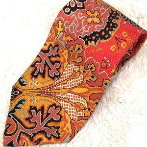 Perry Ellis collection tie
